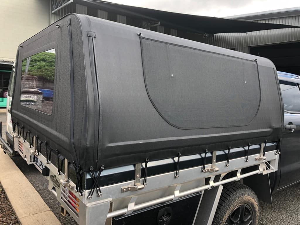 Marinos Auto Upholstery - Ute Tray Custom Covers